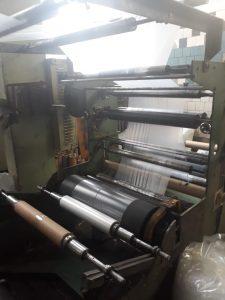 Оборудование для производства термоусадки